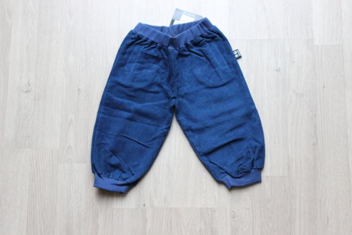 baby pants dark denim