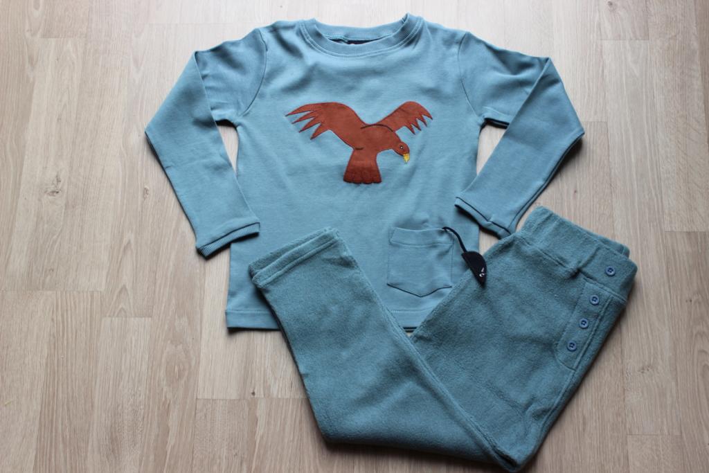 set eagle tee