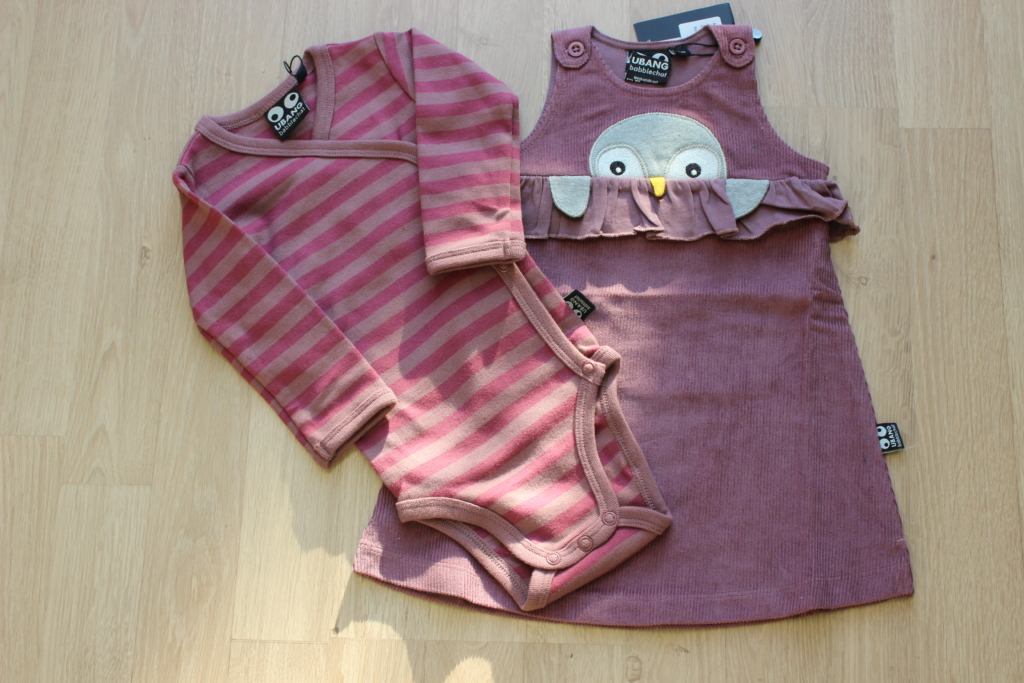 set pinguin dress