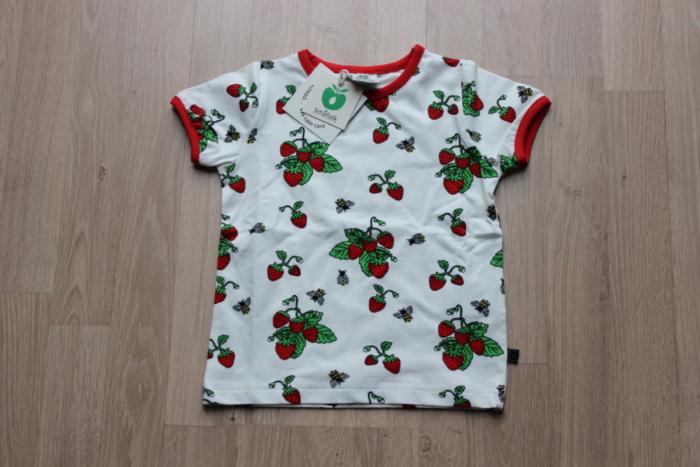 T shirt aardbeien
