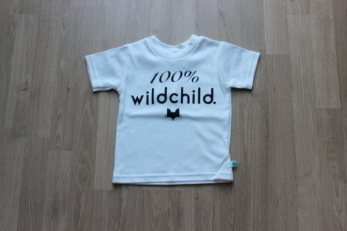shirt 100% wildchild