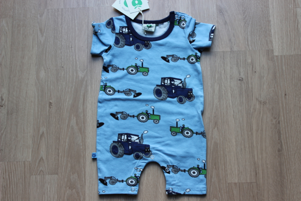 body met traktor