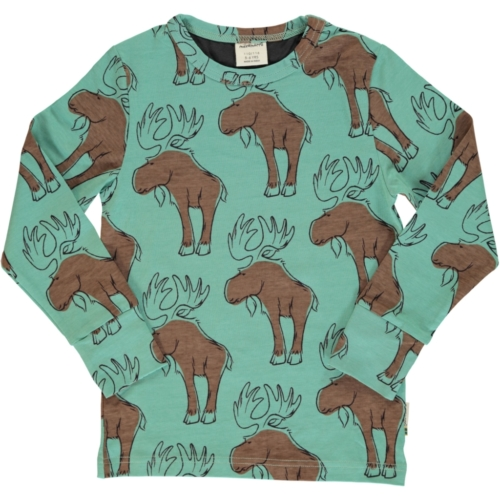 T-shirt Mighty Moose