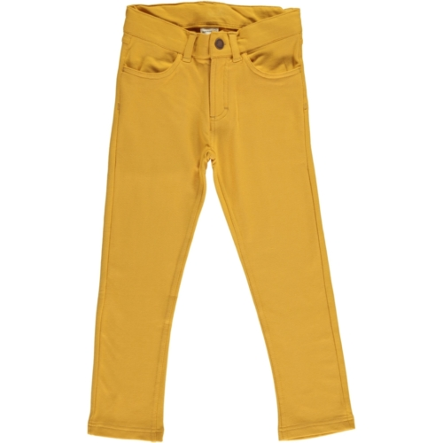 Softpants sweat ochre