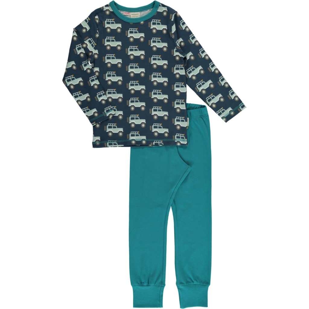 pyjama jeep