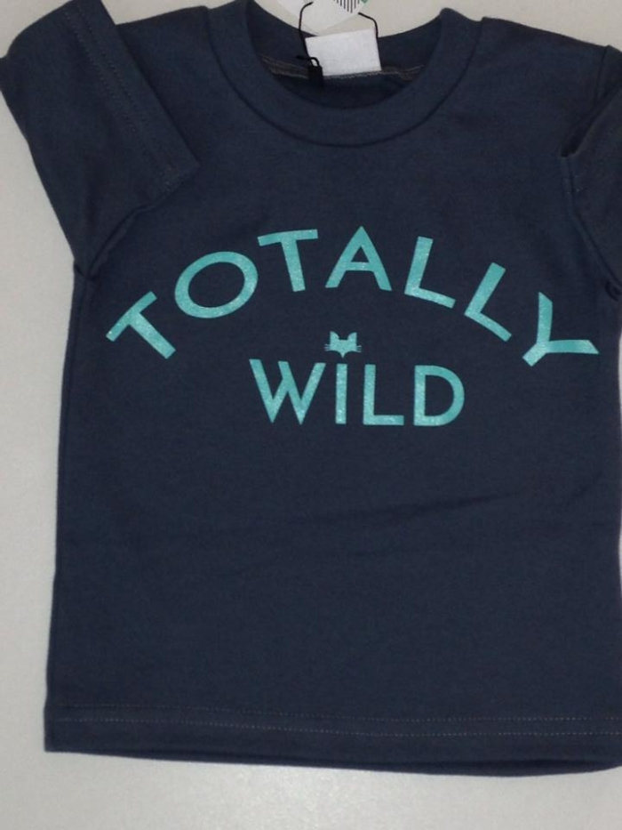 t-shirt totally wild