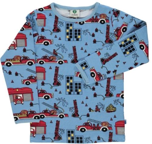 T-shirt firetruck