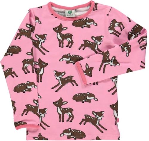 T-shirt LS. Deer