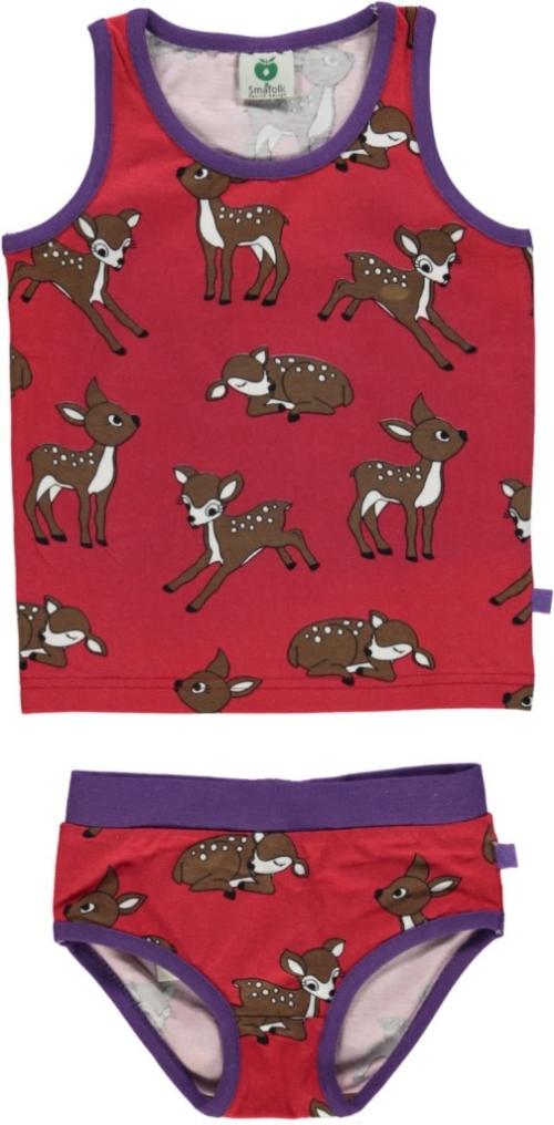 Underwear Girl. Deer