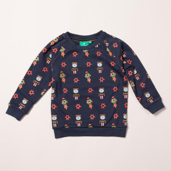 sweatshirt space