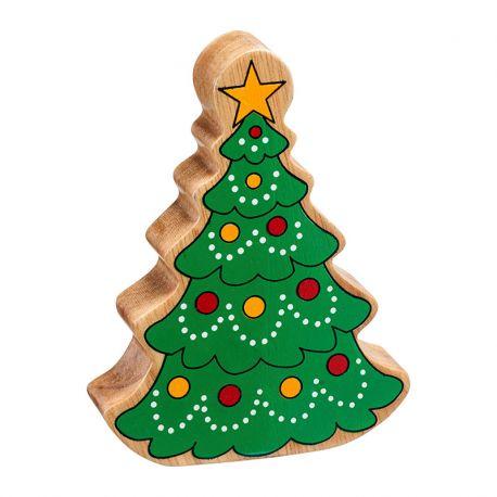 kerstboom in hout