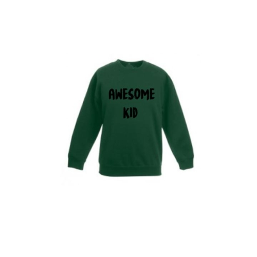 sweater awesome kid