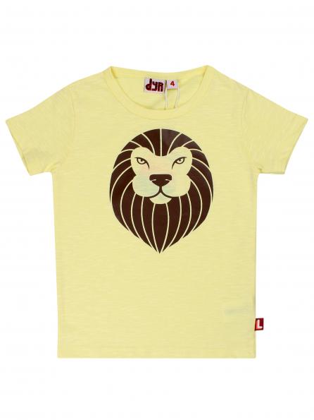 T- shirt leeuw