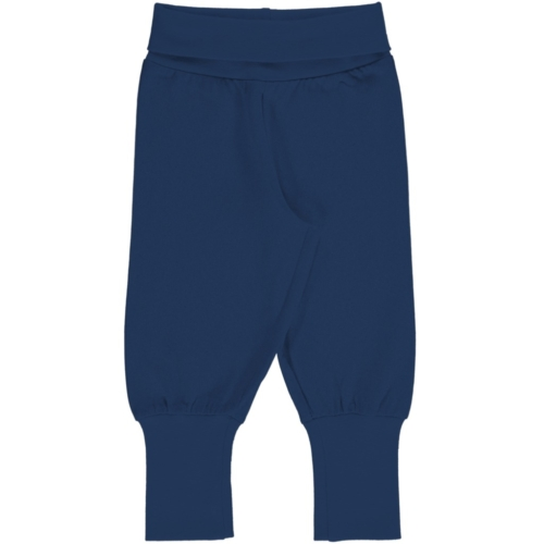Pants Rib Solid SOLID NAVY