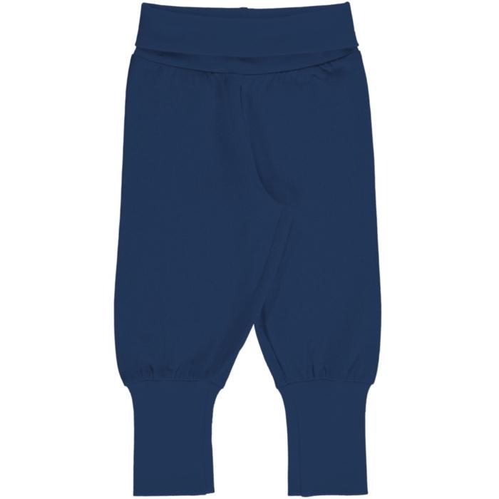 Pants Rib Solid SOLID NAVY