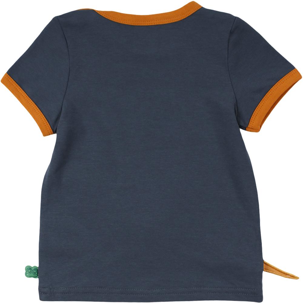 back t-shirt kangaroo