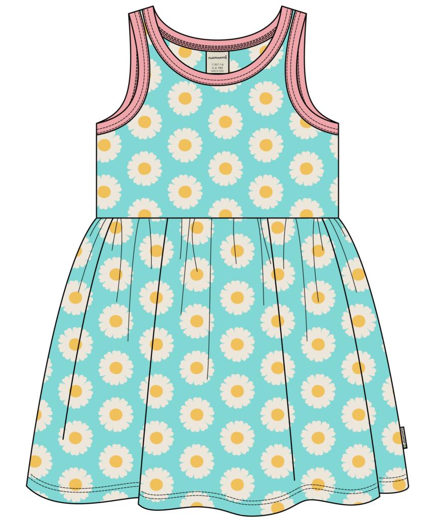Dress Spin NS DAISY