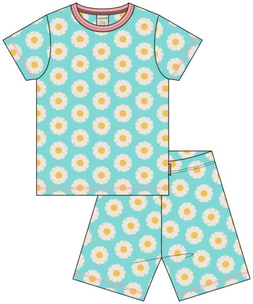 Pyjama Set SS DAISY