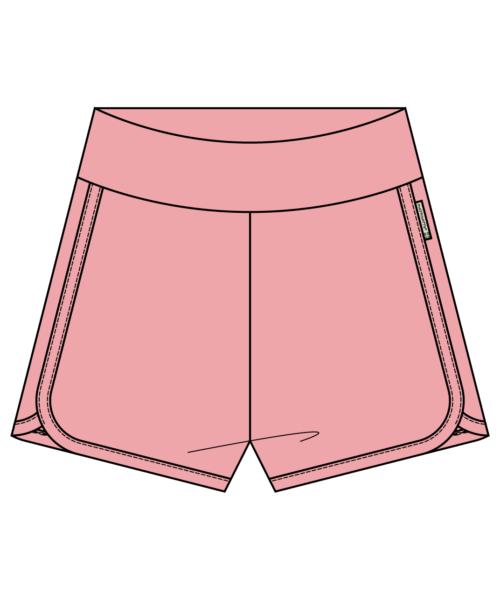 Runner Shorts Solid SOLID BLOSSOM