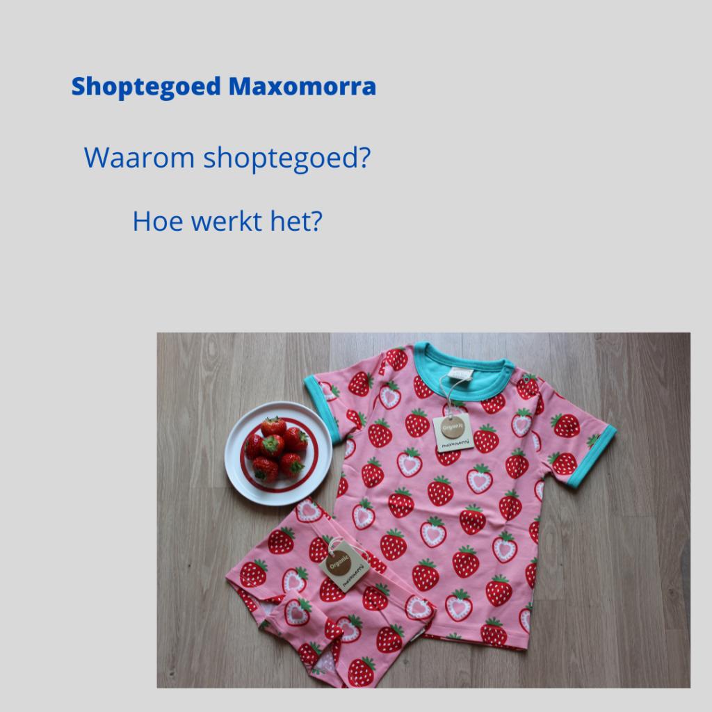 Shoptegoed Maxomorra