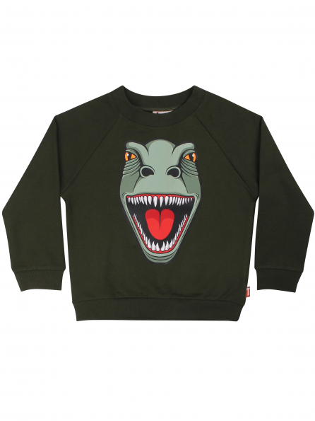 sweater T-rex