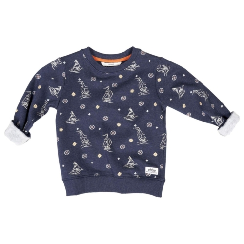 Sweater navy ship