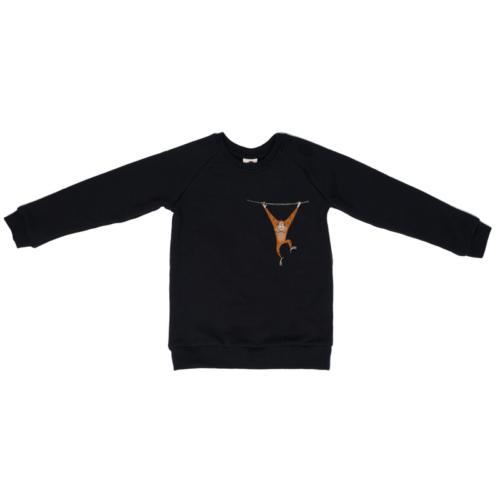 sweatshirt orangutan