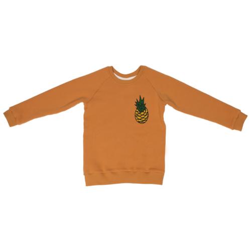 basic sweatshirt ananas